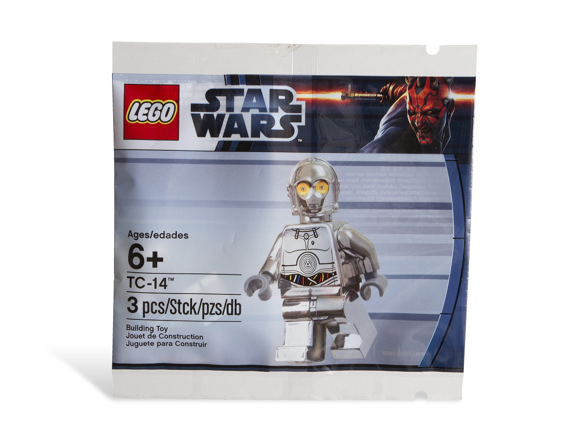 LEGO Star Wars TC-14 6005192 Bag