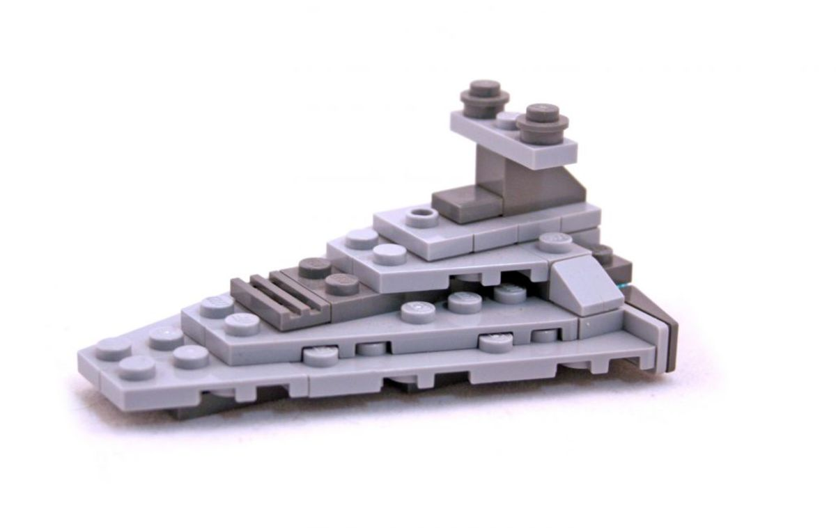 LEGO Star Wars Star Destroyer 30056 Built