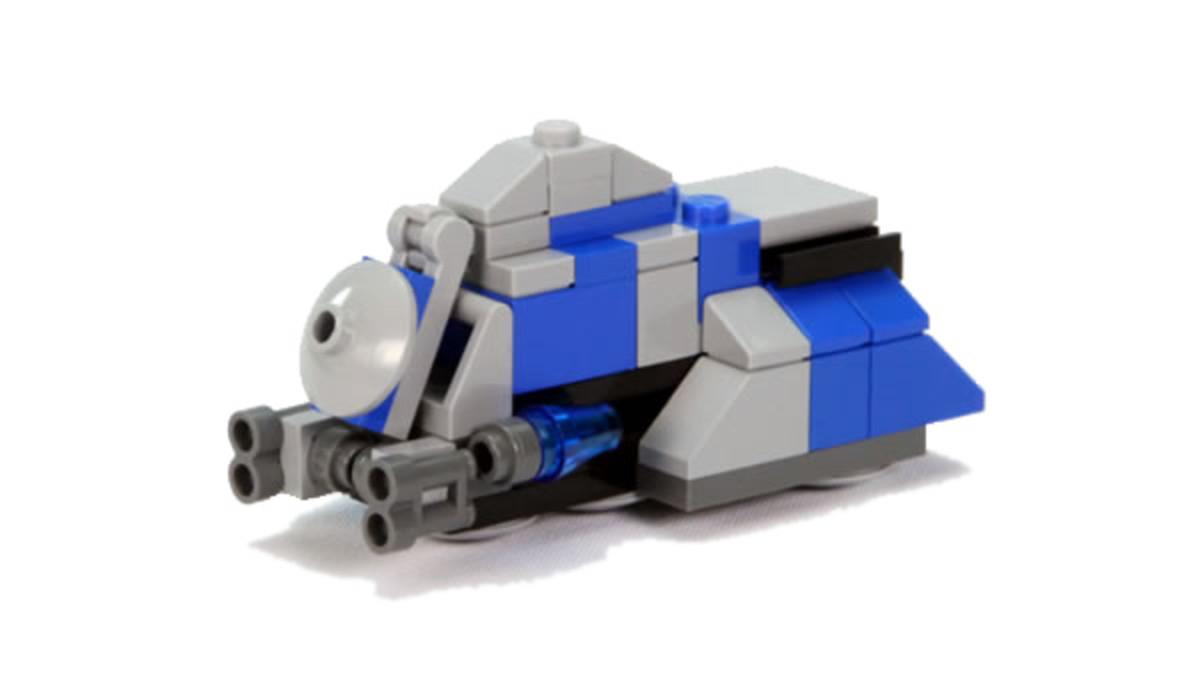 LEGO Star Wars MTT 30059 Built