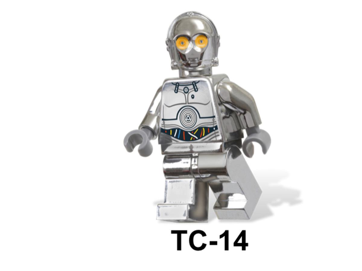 LEGO Star Wars TC-14 6005192 Minifigure