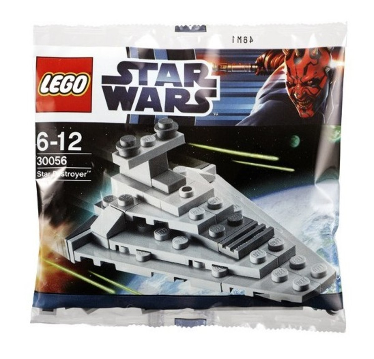 LEGO Star Wars Star Destroyer 30056 Bag