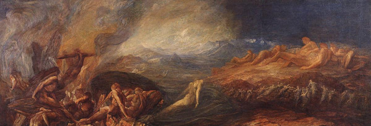 The God Chaos in Greek Mythology