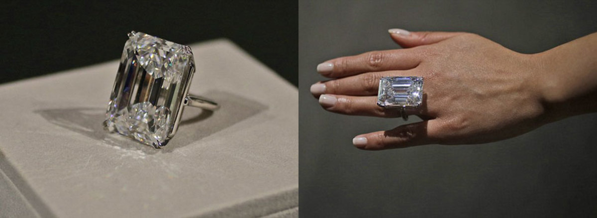 This is what 100-carats look like - awesome!