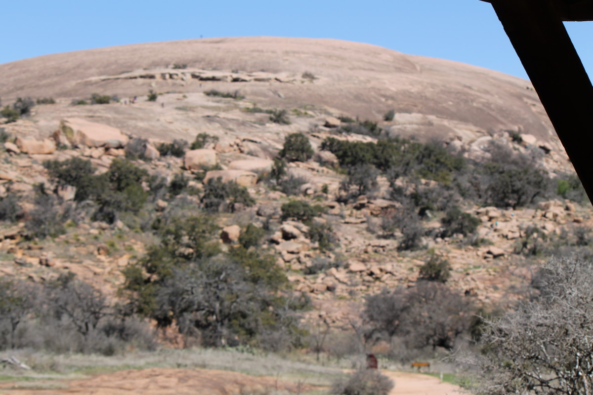 The Geology of The Enchanted Rock, Texas