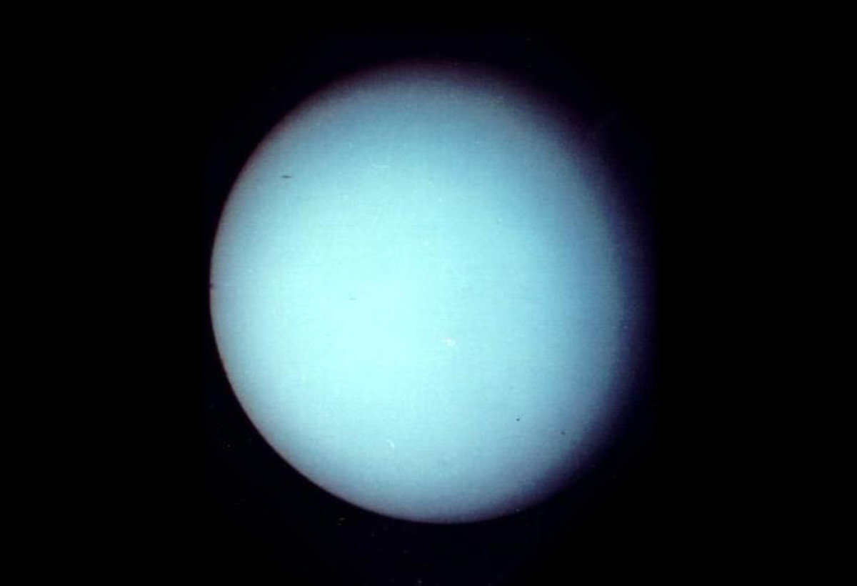 Top Ten Facts About Uranus