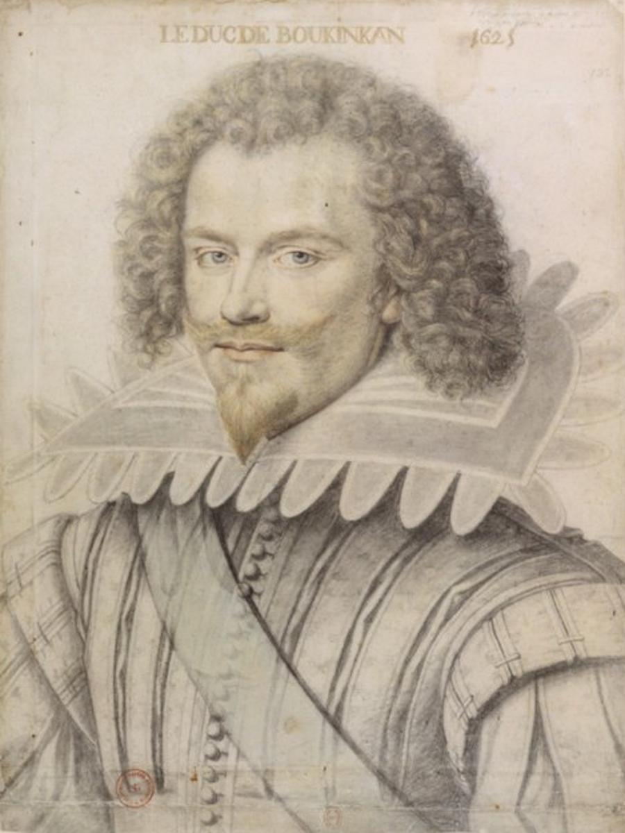 Sir George Villiers, First Duke of Buckingham