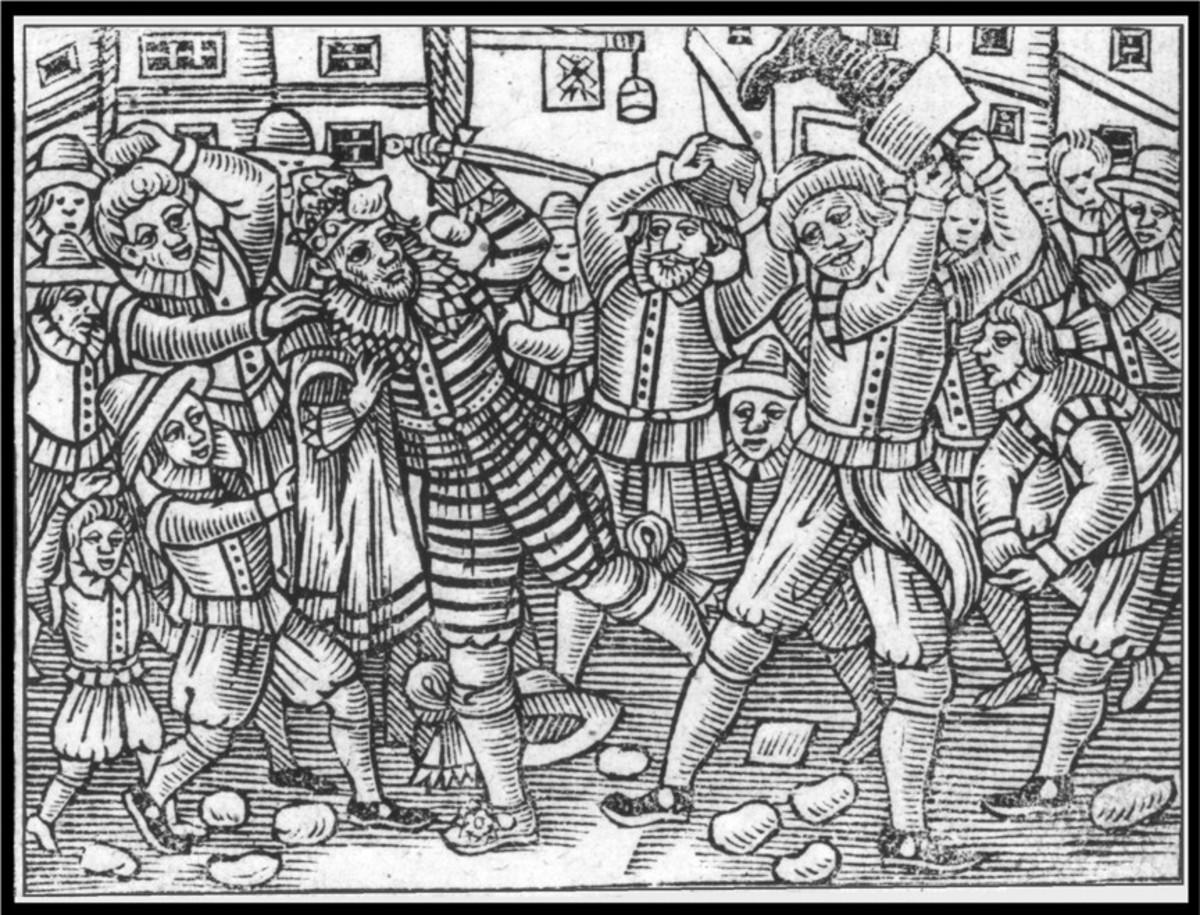 Unattributed woodcut 1628