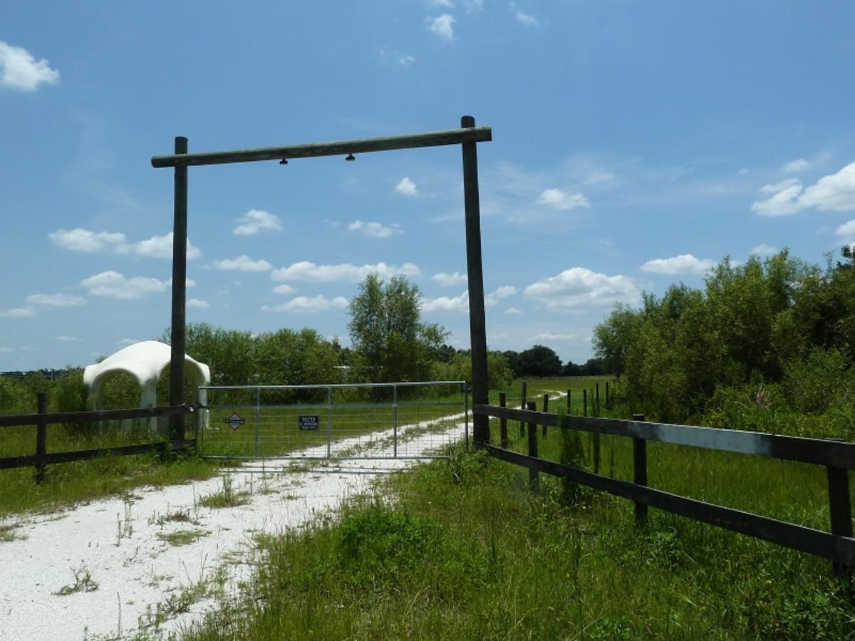 Off the Grid Aqua Farm  RUINED by Governor Scott