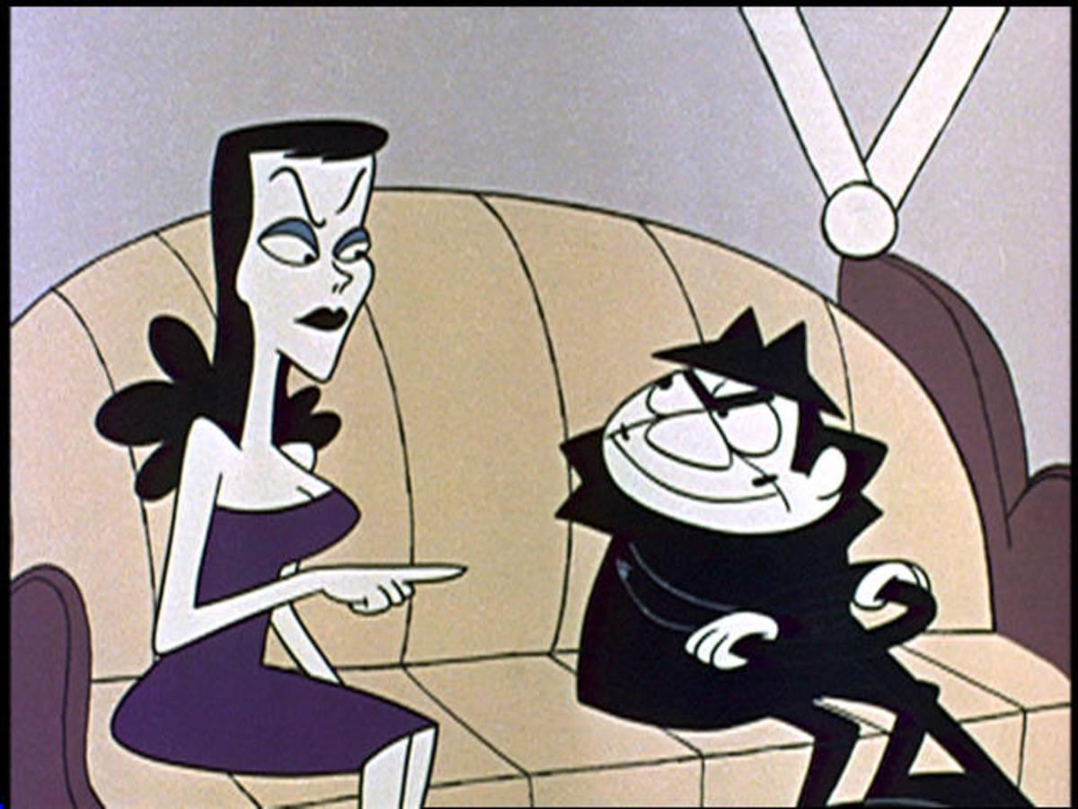 Natasha and Boris