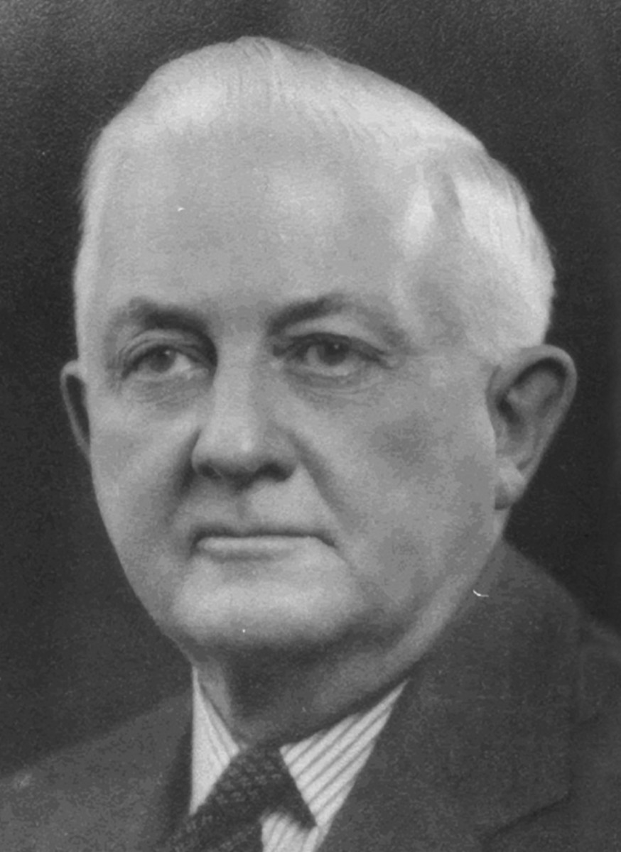 Harry Burnett Reese