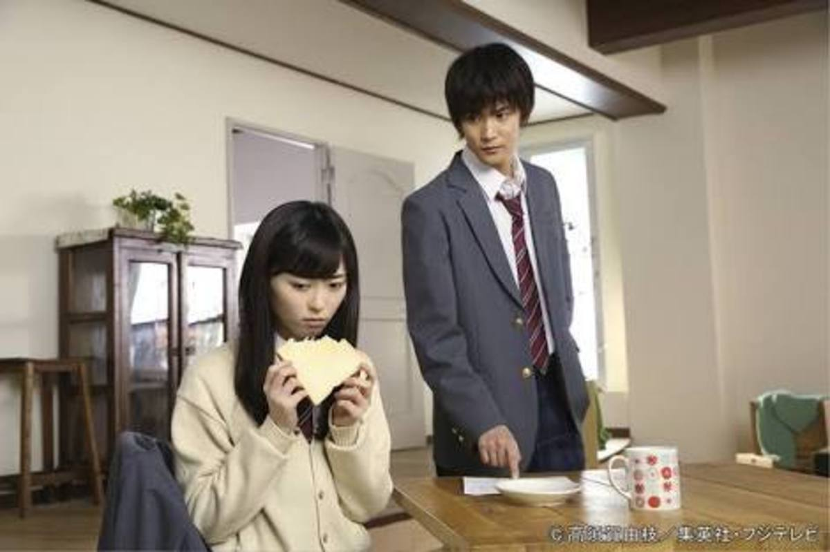 Best japanese dramas for 2015 2016 hubpages for Apartment japanese movie