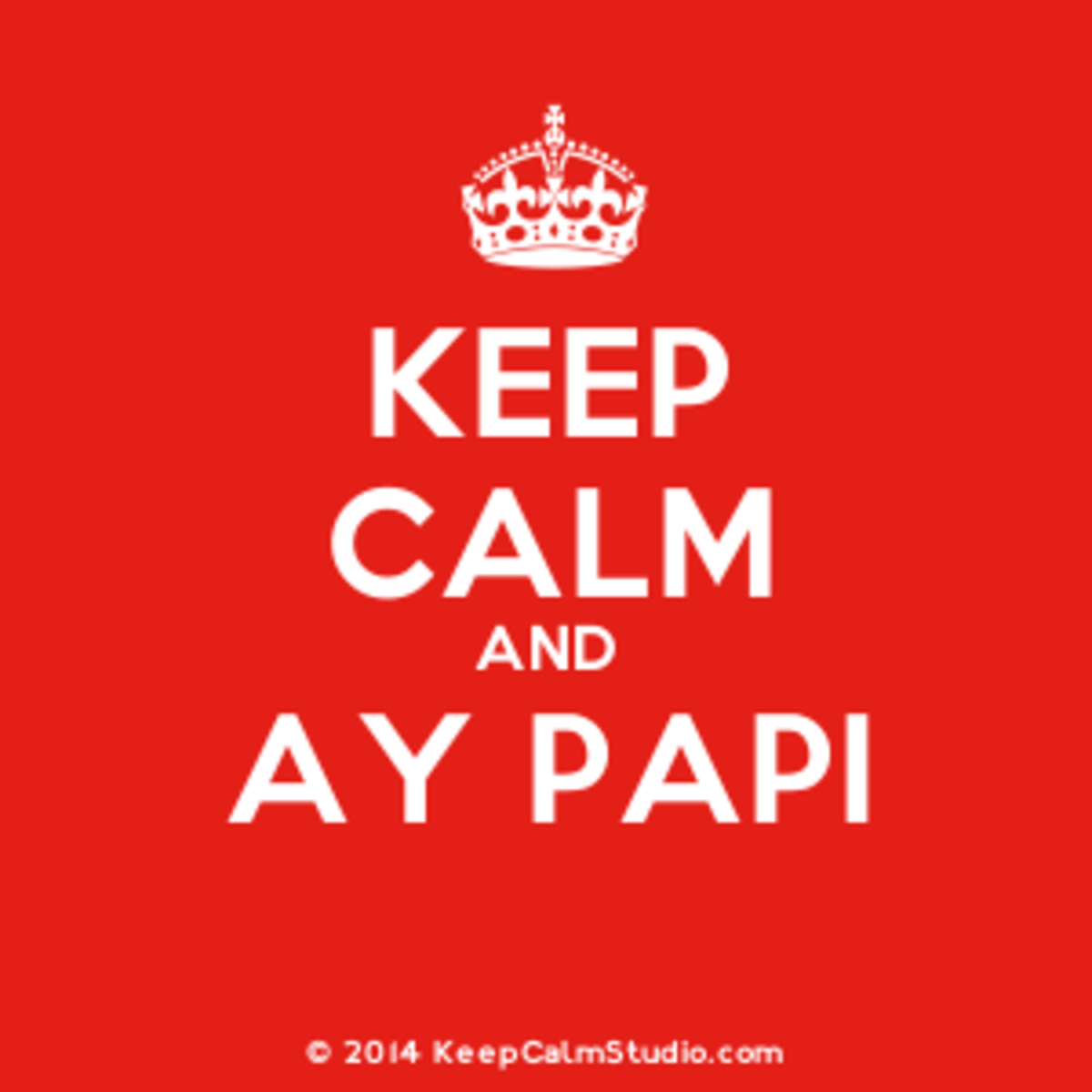 AY PAPI!!!
