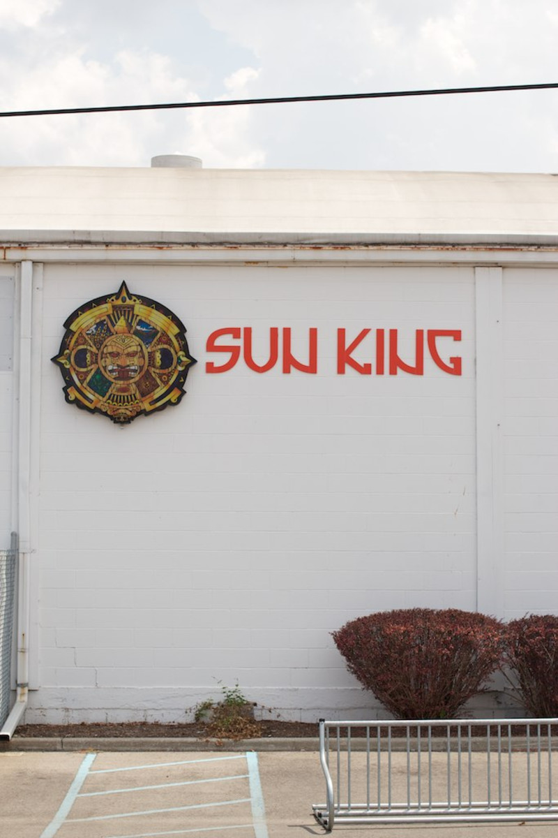 Sun King Brewery in Indianapolis, IN