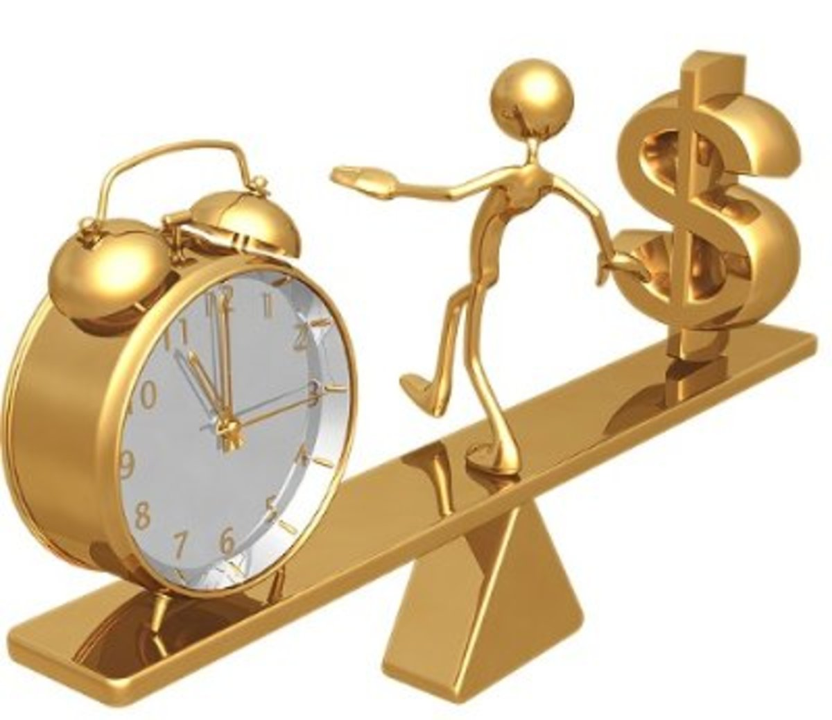 Can money buy time?