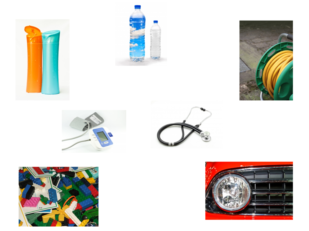 Products Made From Thermoplastics