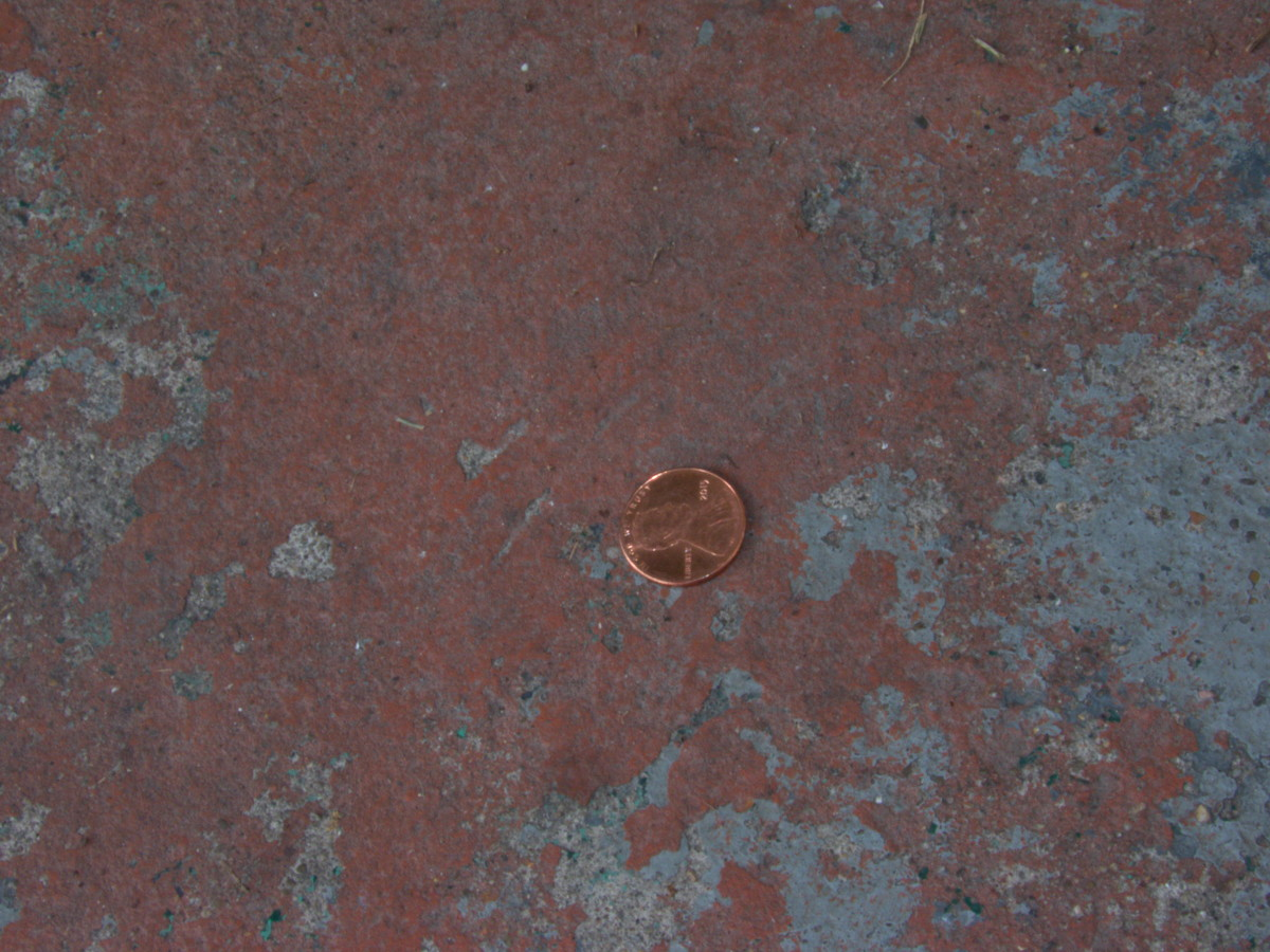 Why I found a penny on my porch I've no blessed idea. It is our eleven month anny of sorts.