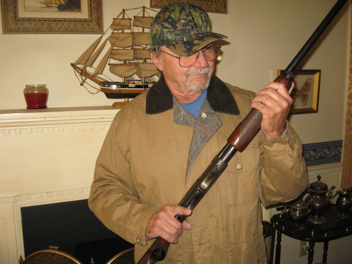 The safe handling of firearms is important for shooters of all ages.
