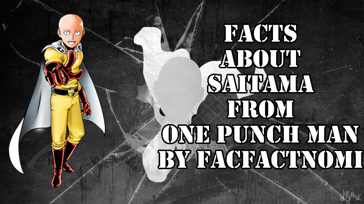 Facts about Saitama from One Punch Man
