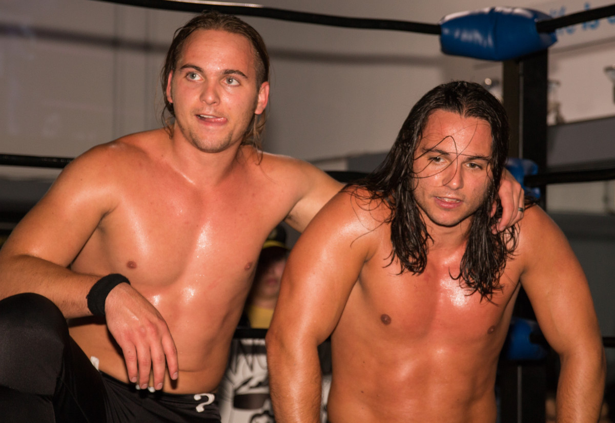 Nick and Matt Jackson, the Young Bucks