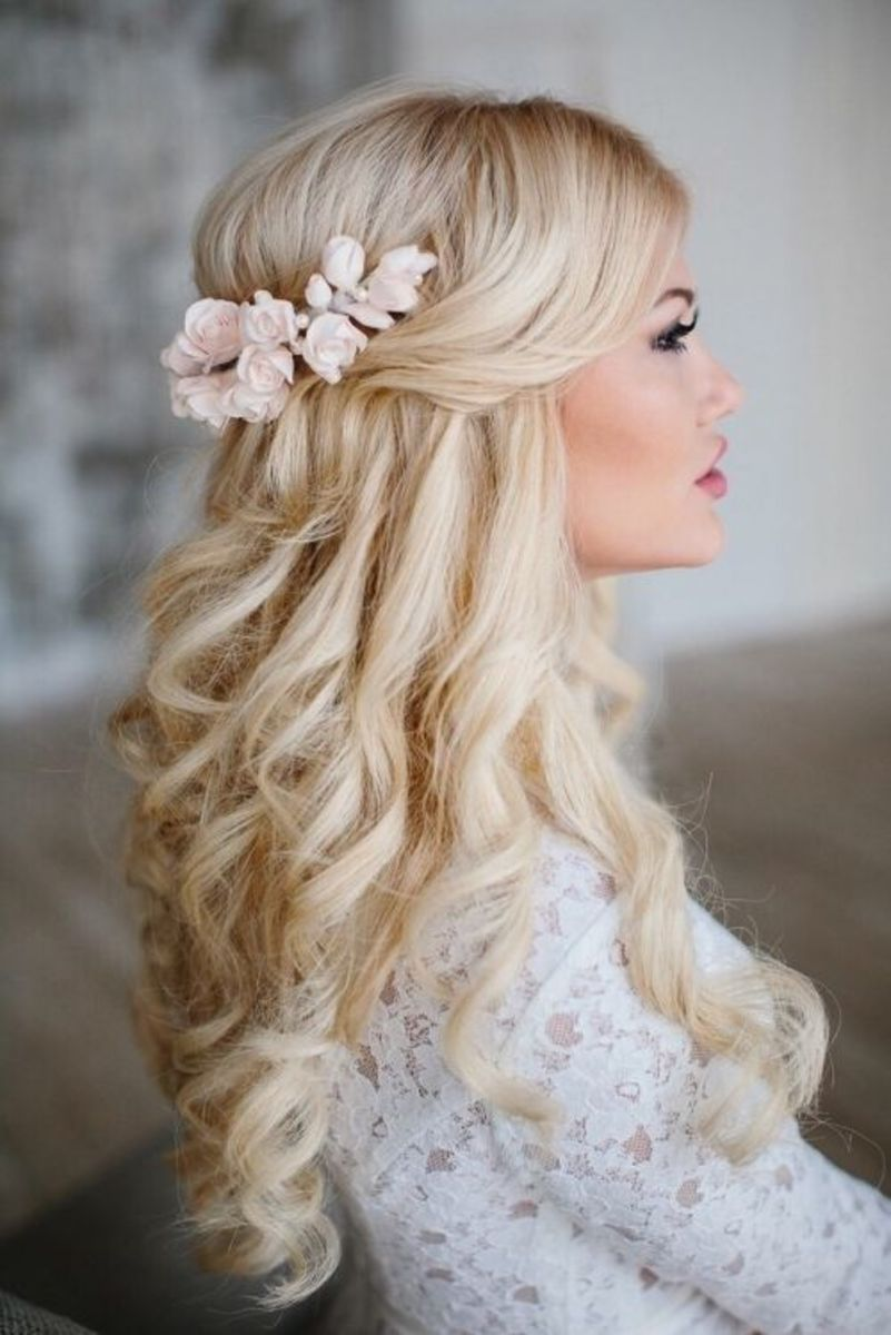 Image result for wedding hair styles