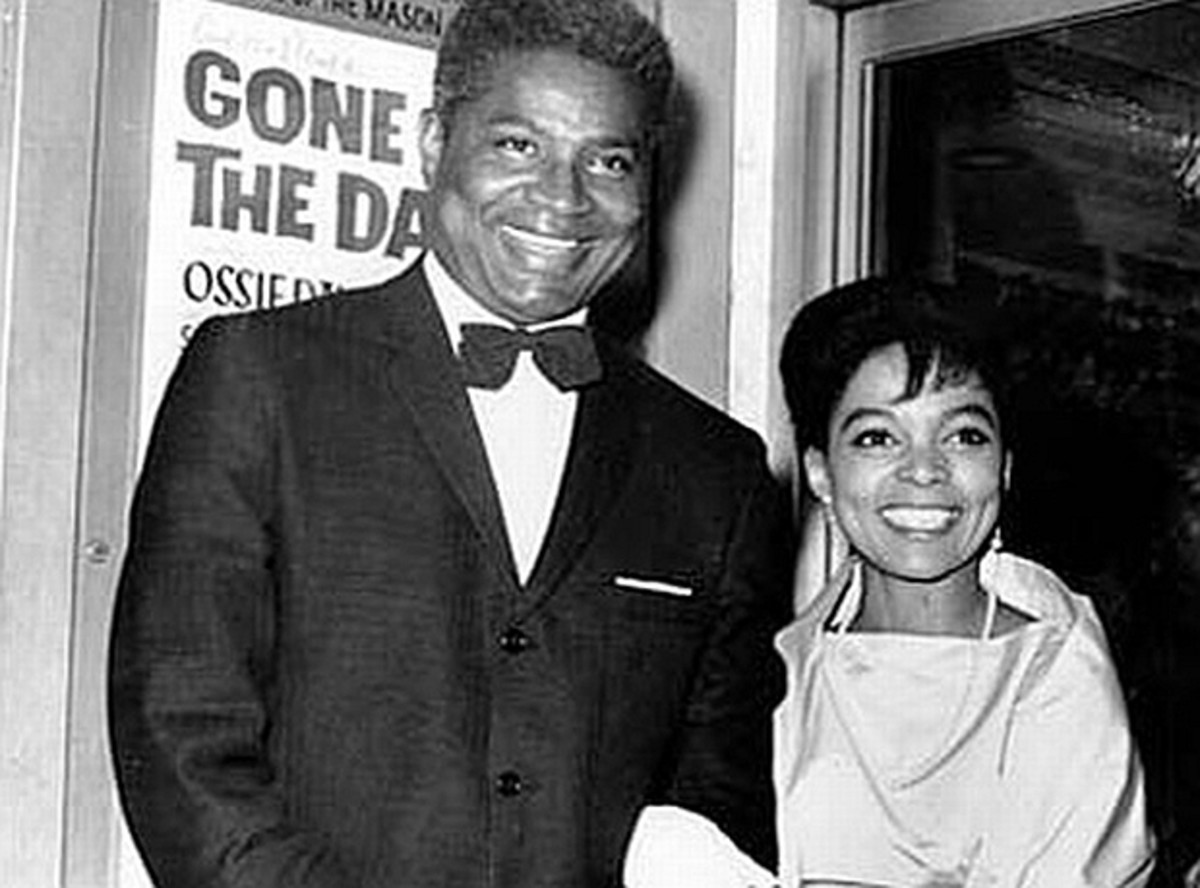 Ruby Dee - First Black Actress Appearing In American Shakespeare Major Roles