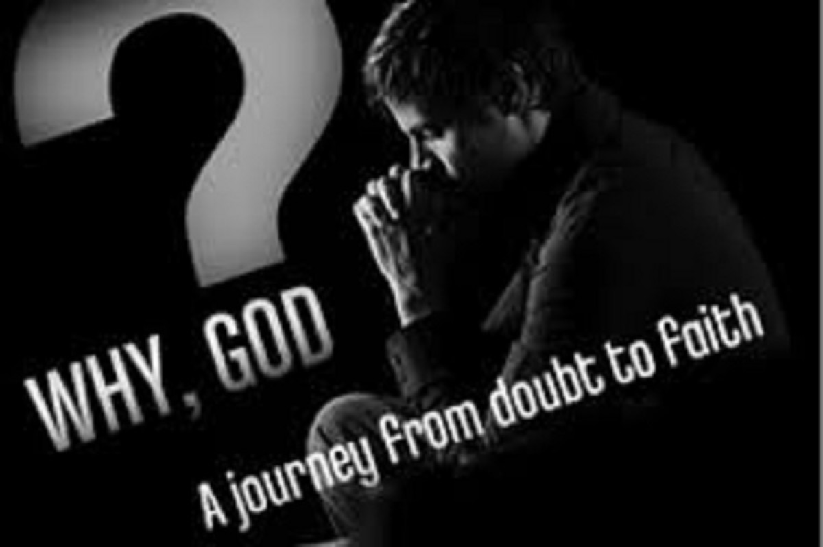 A Journey From Doubt to Faith -Trusting God No Matter What!