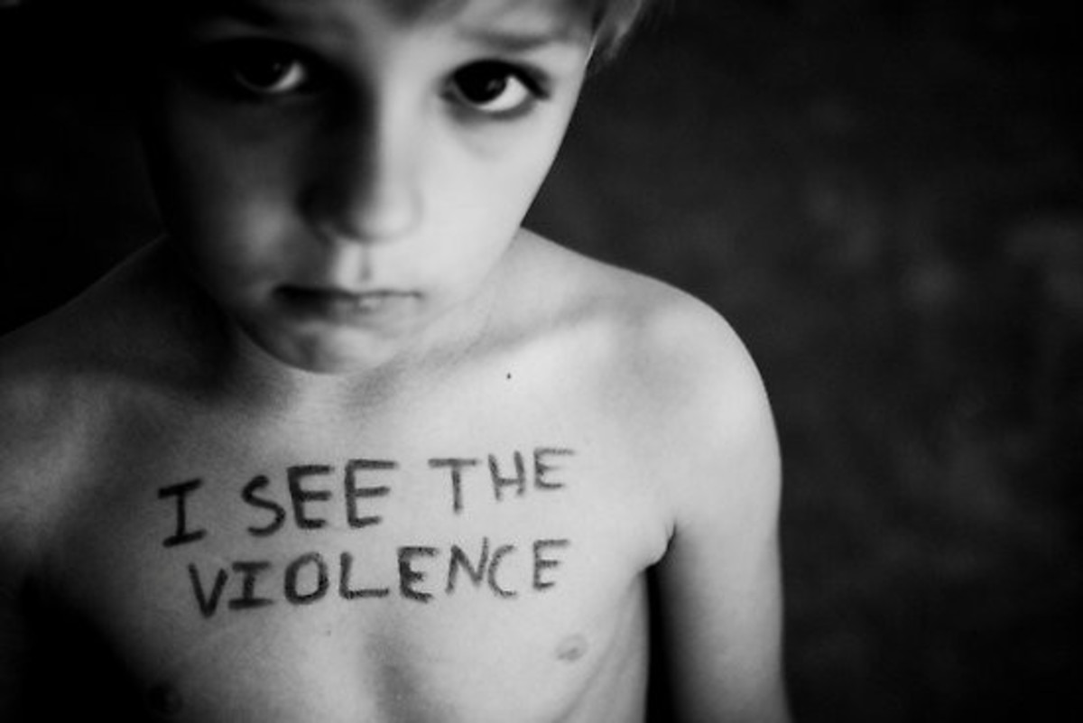 Children Who Experience Early Childhood Trauma Do Not 'Just Get Over It
