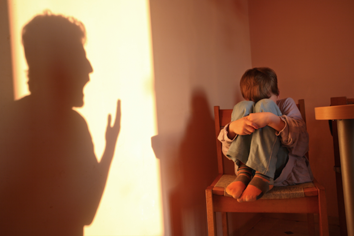 Parents become preoccupied and neglectful
