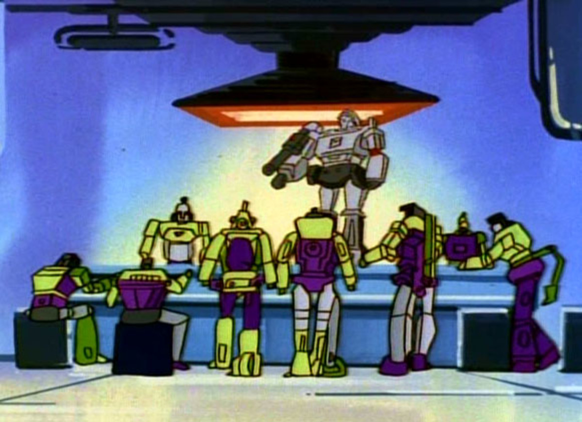 The origin of the Constructicons is a continuity nightmare.