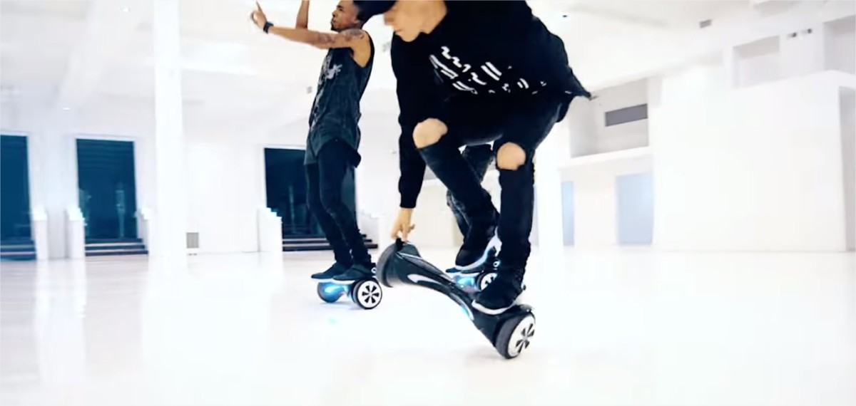 Swagtron hoverboard | Like I Would - Zayn Malik / Epic Hoverboard Dance Cover @zaynmalik