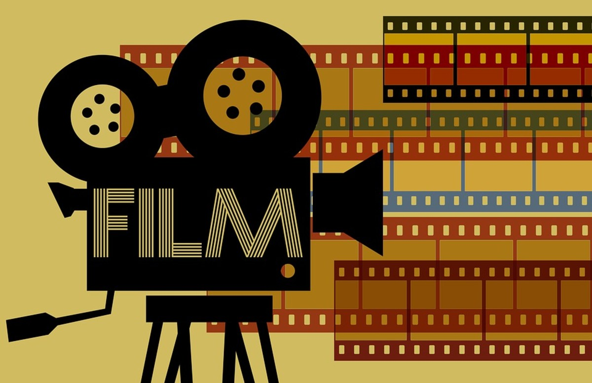 Tickets to see some films from your local Film Festival would make a fantastic gift