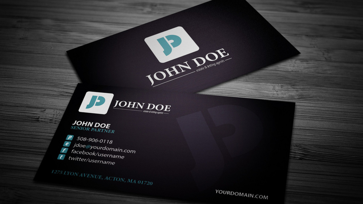 Business Cards are helpful for networking