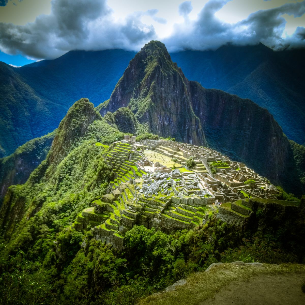 Machu Pichu, Another Lost City