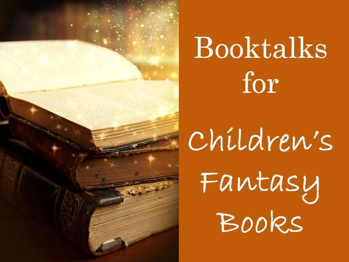 Booktalks for Children's Fantasy Books