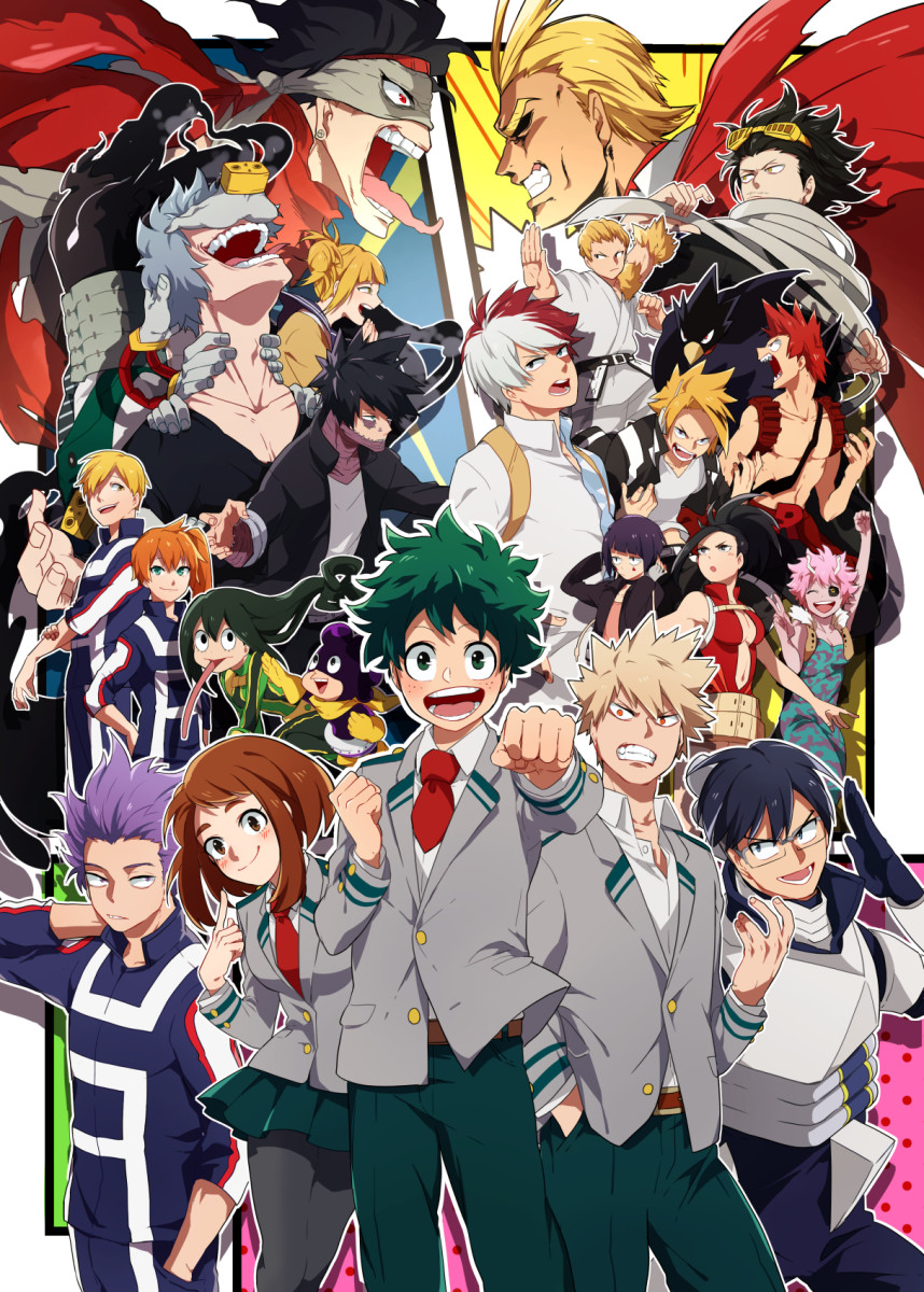 71 Facts about Boku no Hero Academia (My Hero Academia)