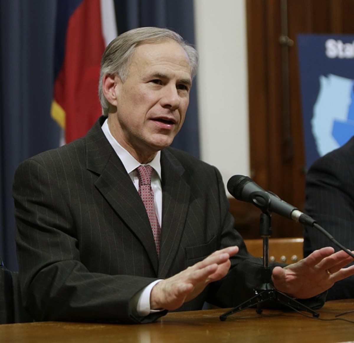 Greg Abbott overcame paralysis to become governor