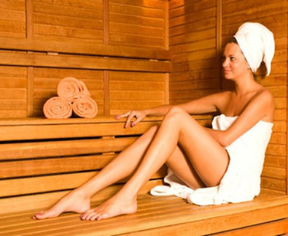 The Best Sauna for Your Home