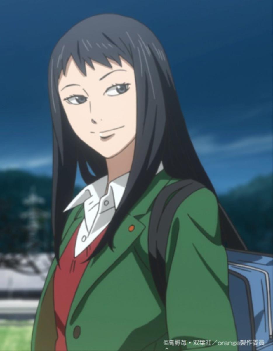 Chino Takako.