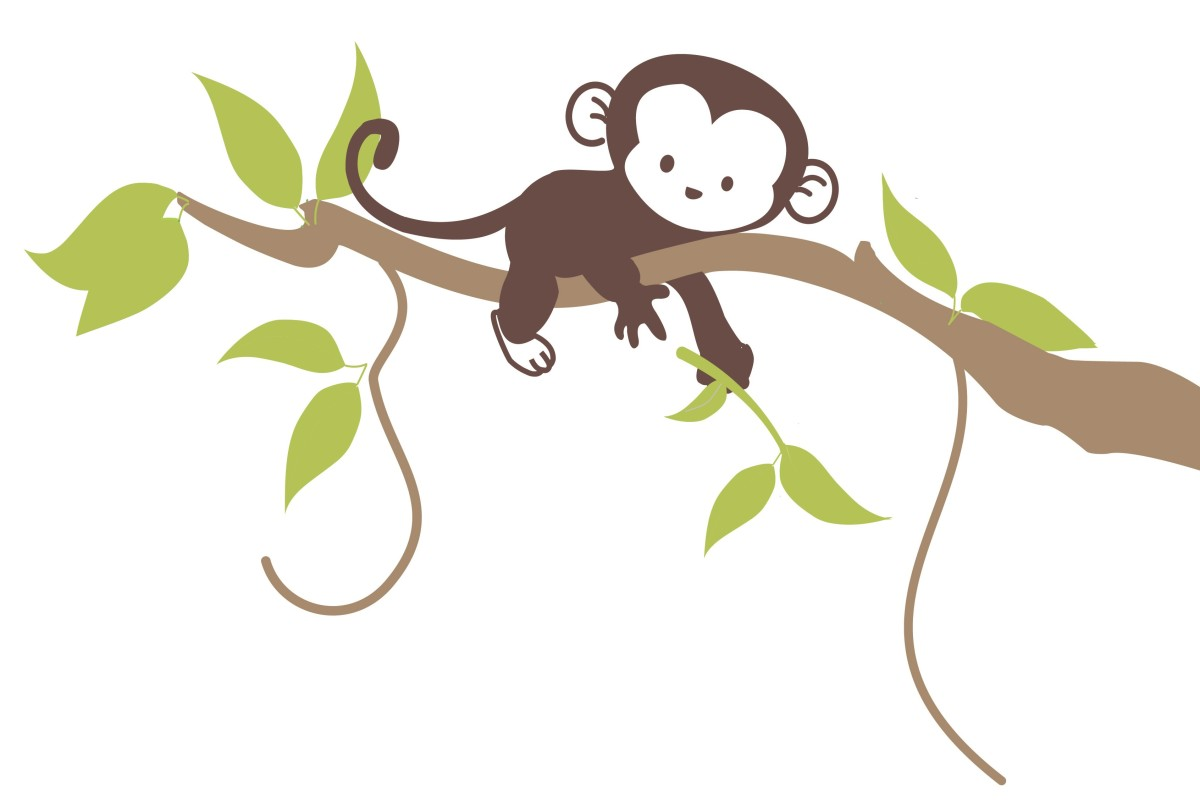 Monkey On A Branch - a Poem