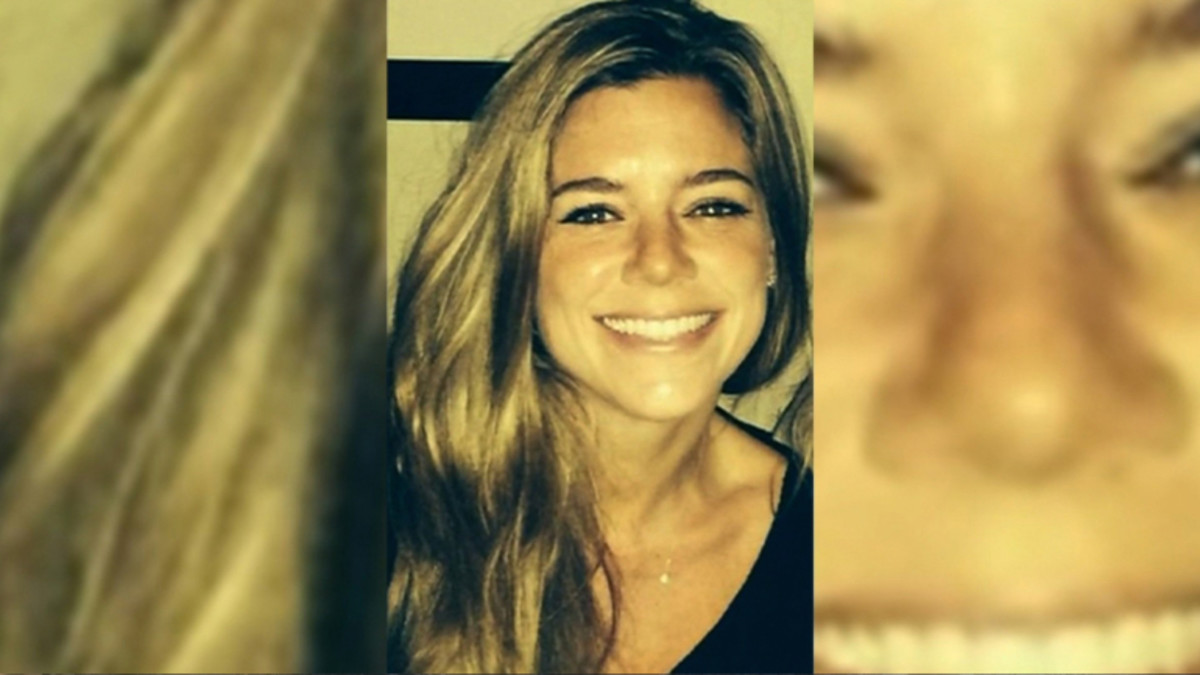 Kate Steinle---was with father in San Francisco when murdered by illegal immigrant in Sanctuary City.