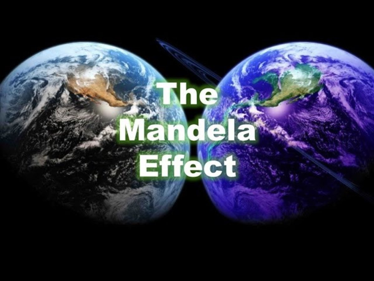 The Mandela Effect:What is Really Happening to our Memories?