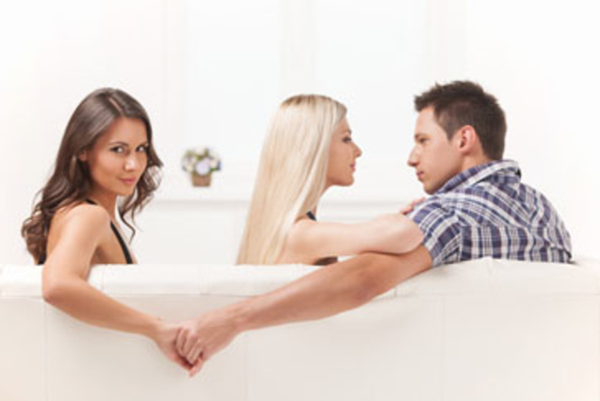 The Psychology of Cheating Men - 10 Reasons Why Men Cheat