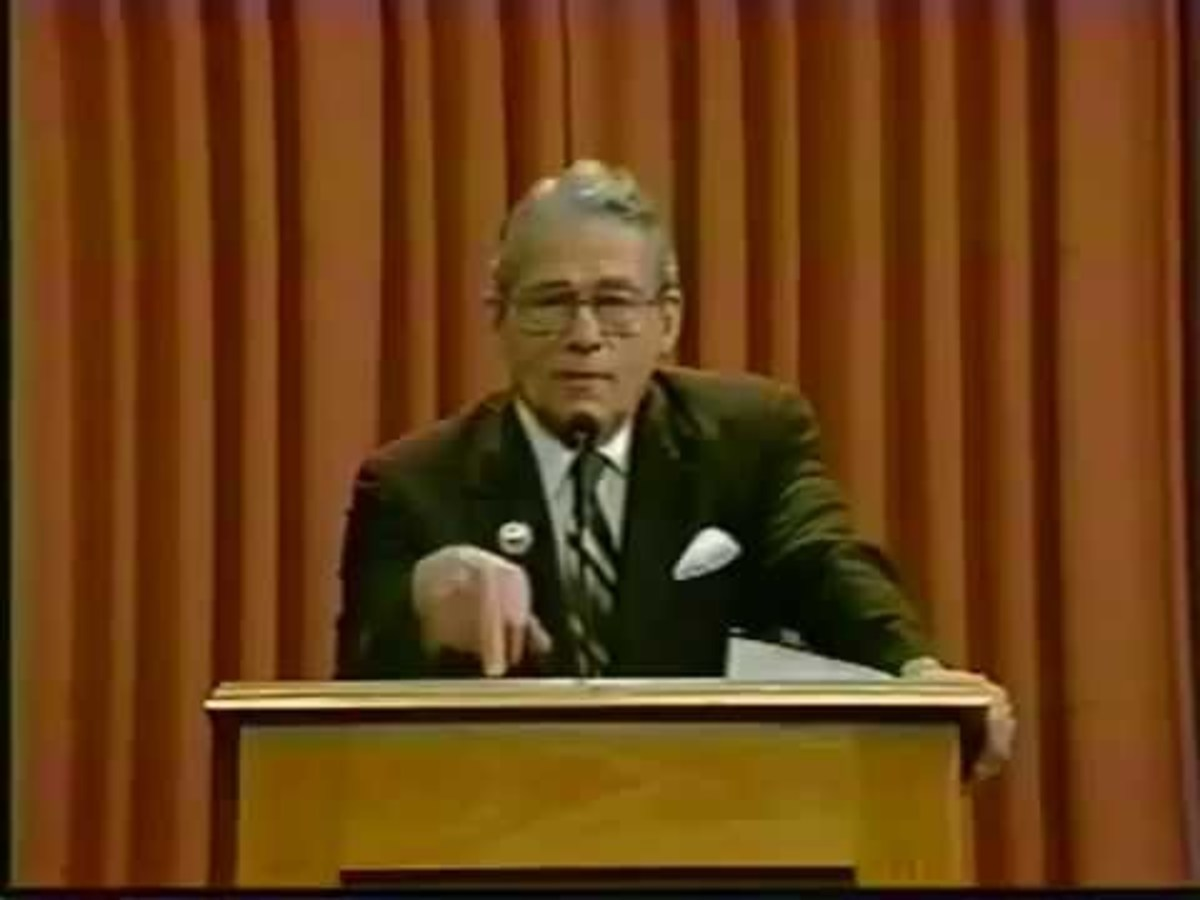 Peter Ruckman - Dangerous Deceiver and False Prophet - Part 2