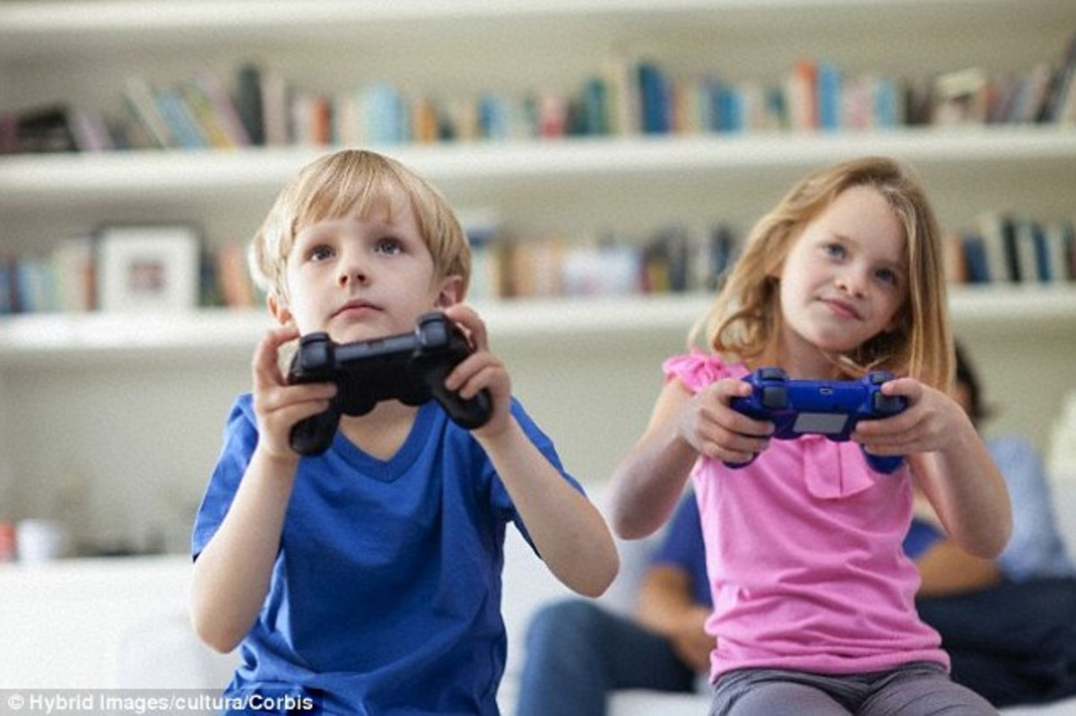 Young People Are the Official Target Audience for Video-Game Franchises Like Call of Duty