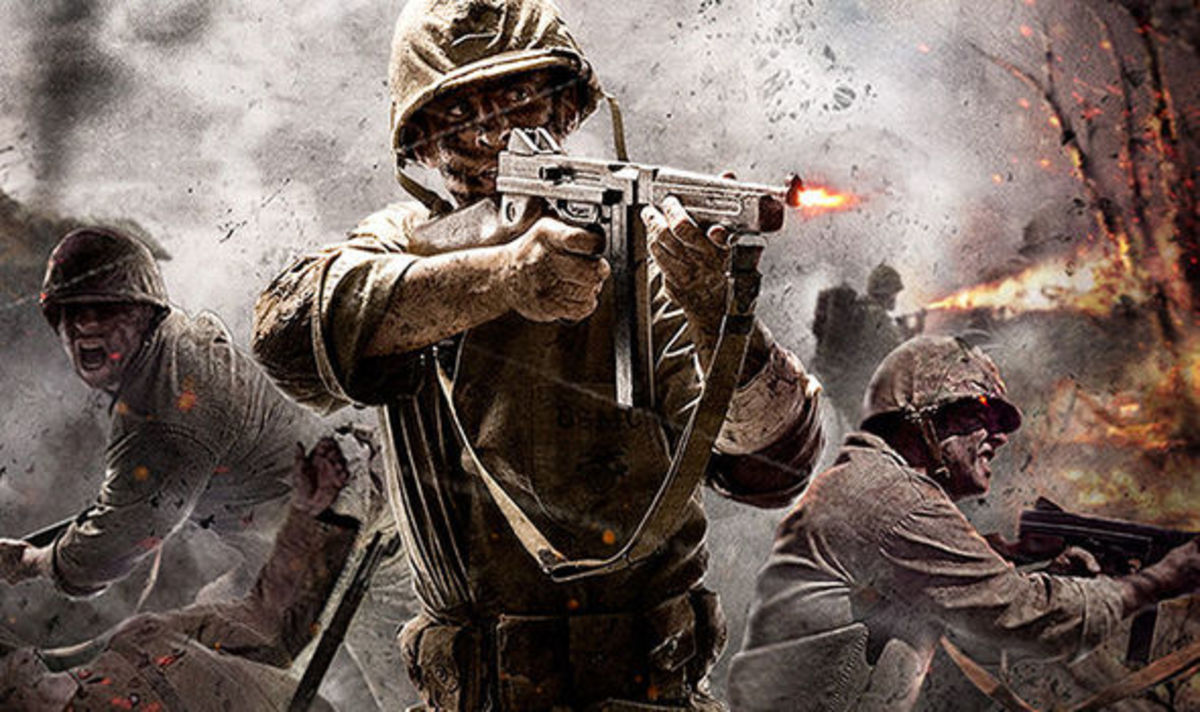 Before the Icky we had Call of Duty - a franchise that stuck to its identity