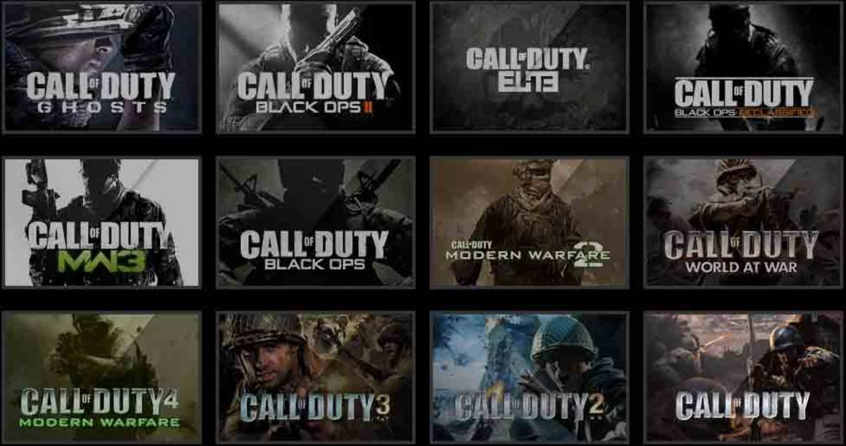 The History of Call of Duty - Evolving Past Medal of Honour and Battlefield