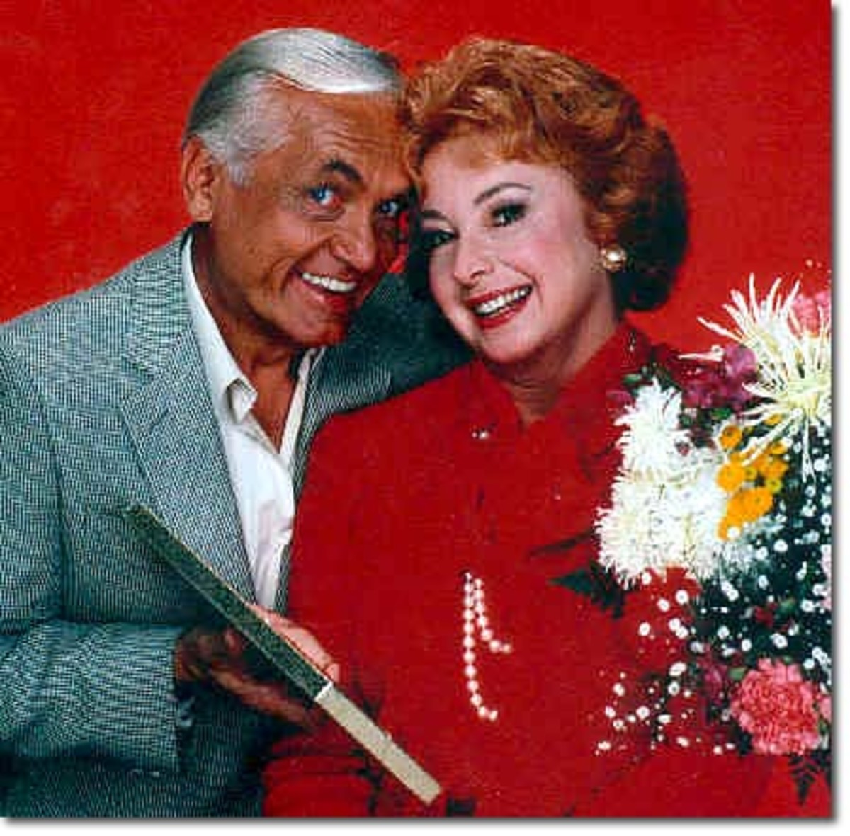 Audrey Meadows & Ted Knight