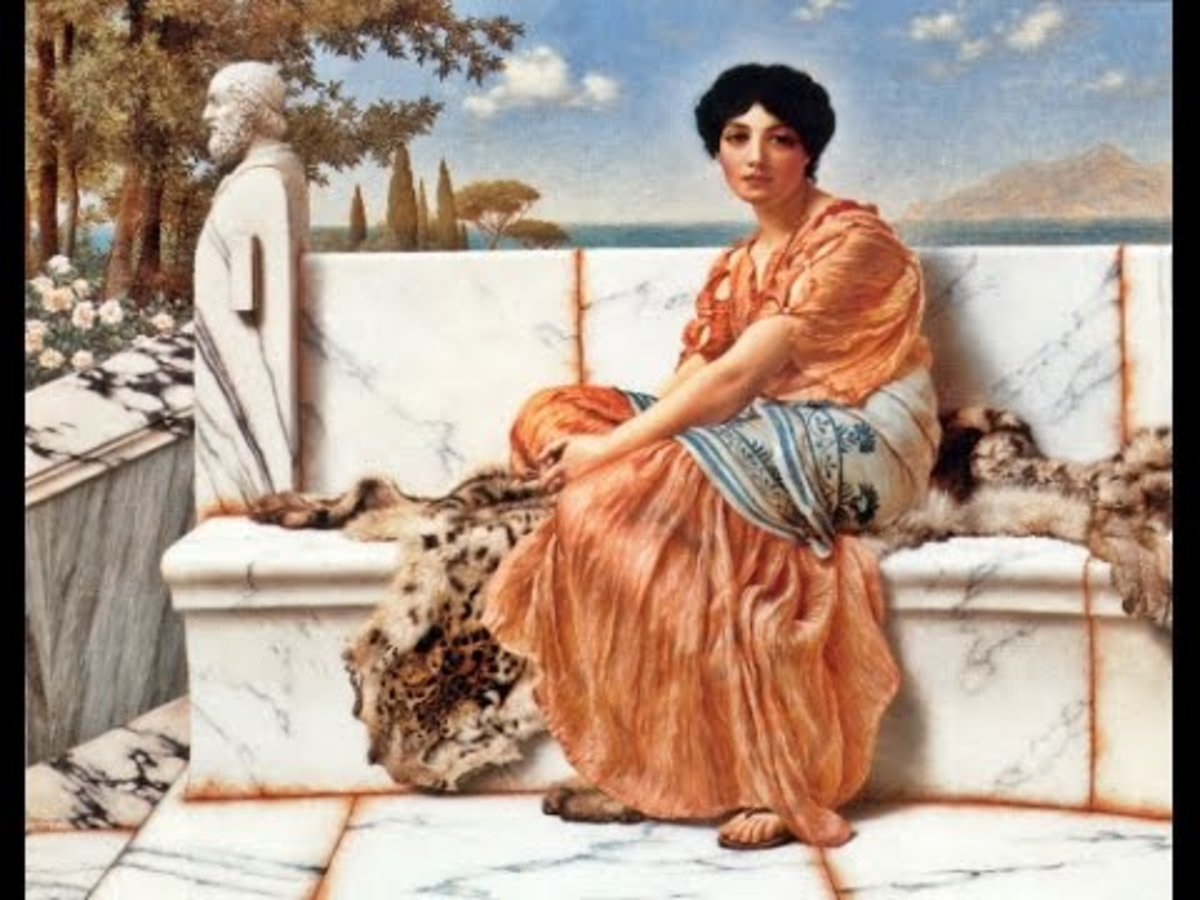 The Roles of Women in Ancient Greece and Rome