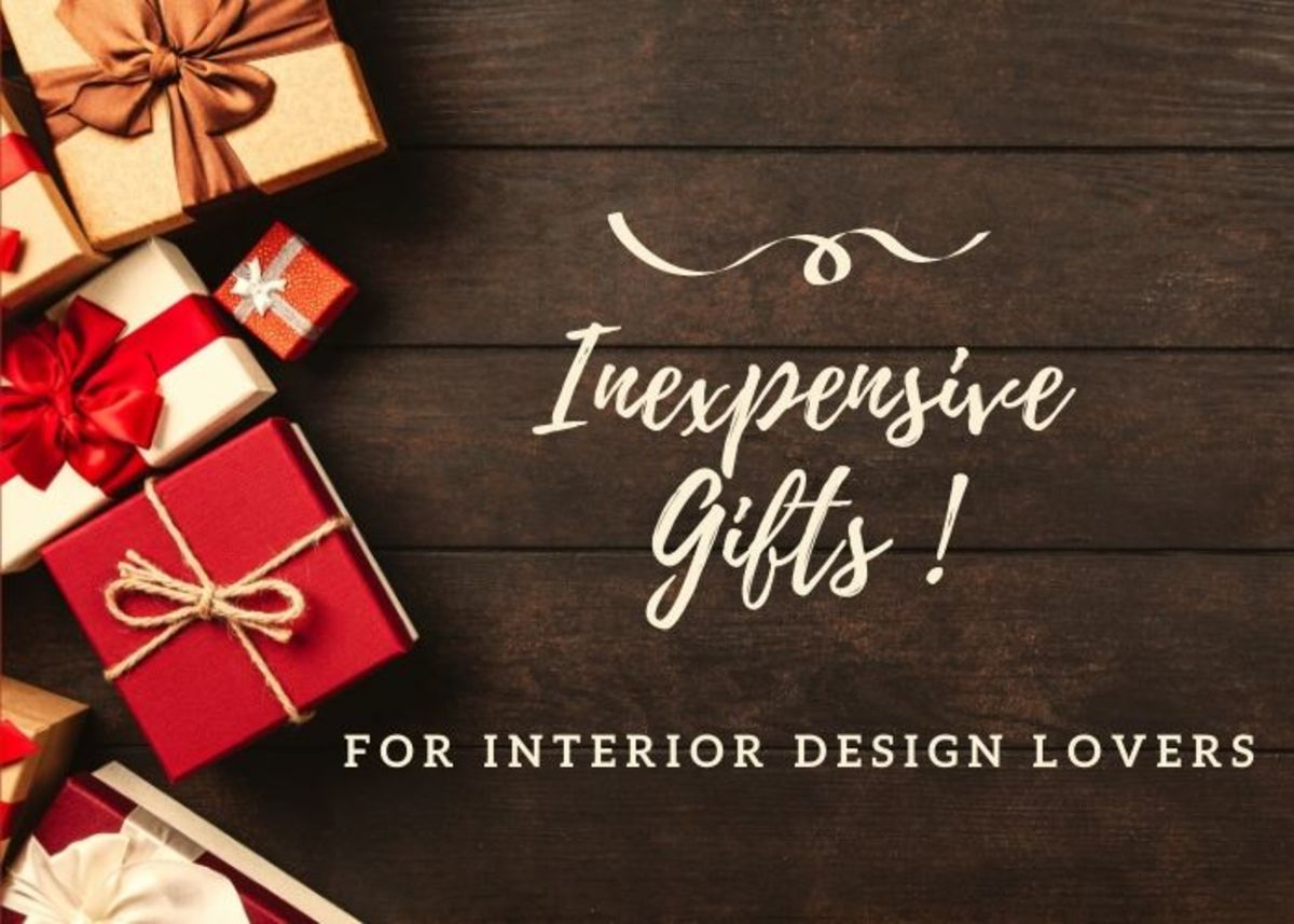 Gift Ideas for Interior Designers