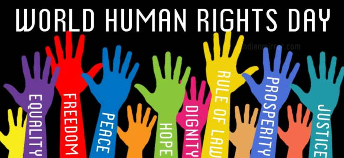 International Human Rights Day: A Meaning for a Change